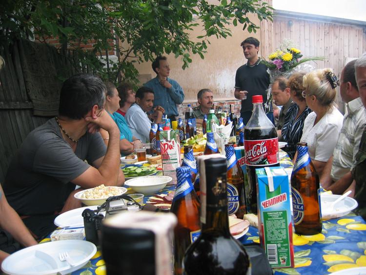 """Party bei """"Ärzte ohne Grenzen"""""""