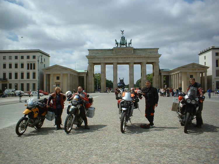 Start in Berlin