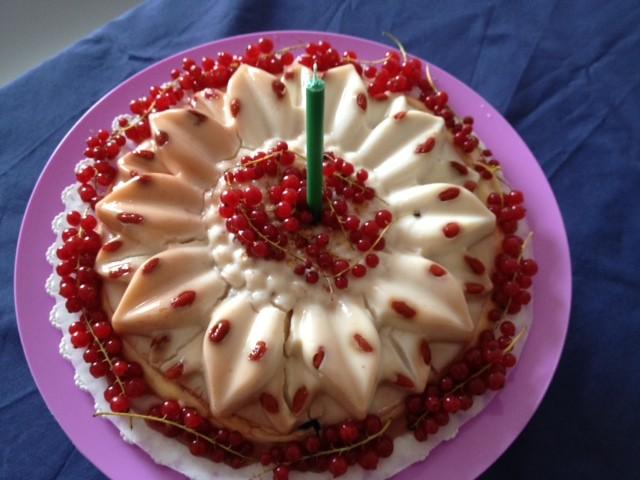 ...per il mio compleanno...