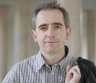 Der Autor Frank Lauenroth