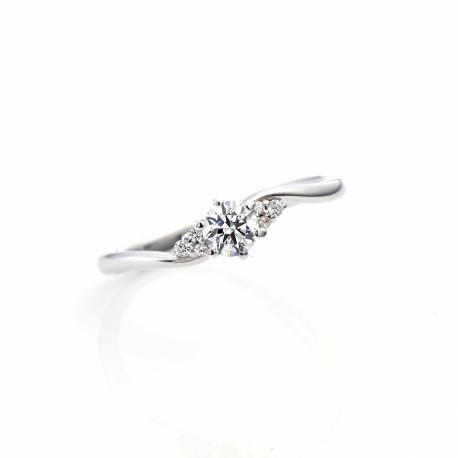 婚約指輪、エンゲージリング、ヴィヴァ―ジュ1