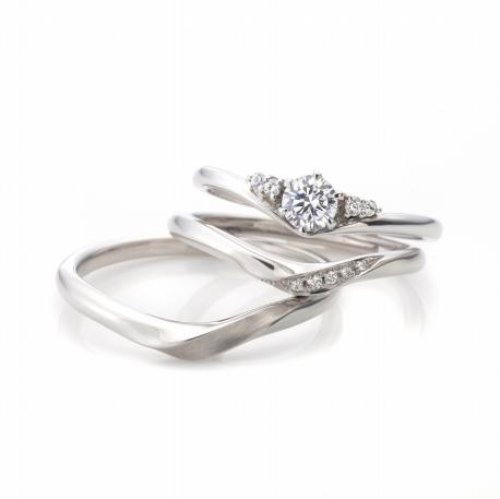 婚約指輪、セットリング、ヴィヴァ―ジュ7