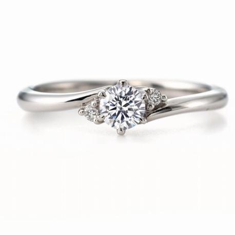 婚約指輪、エンゲージリング、ヴィヴァ―ジュ9
