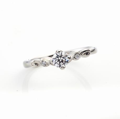 婚約指輪、エンゲージリング、ヴィヴァ―ジュ2