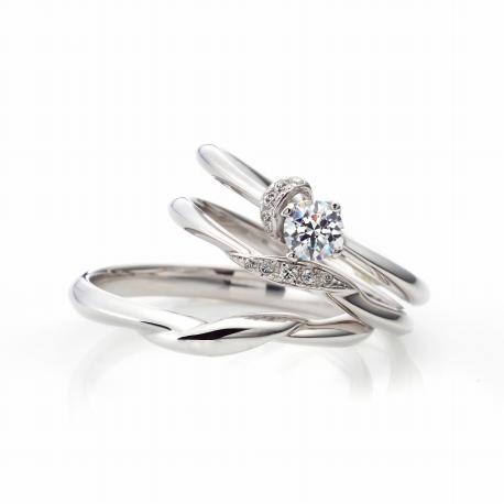 婚約指輪、セットリング、ヴィヴァ―ジュ3