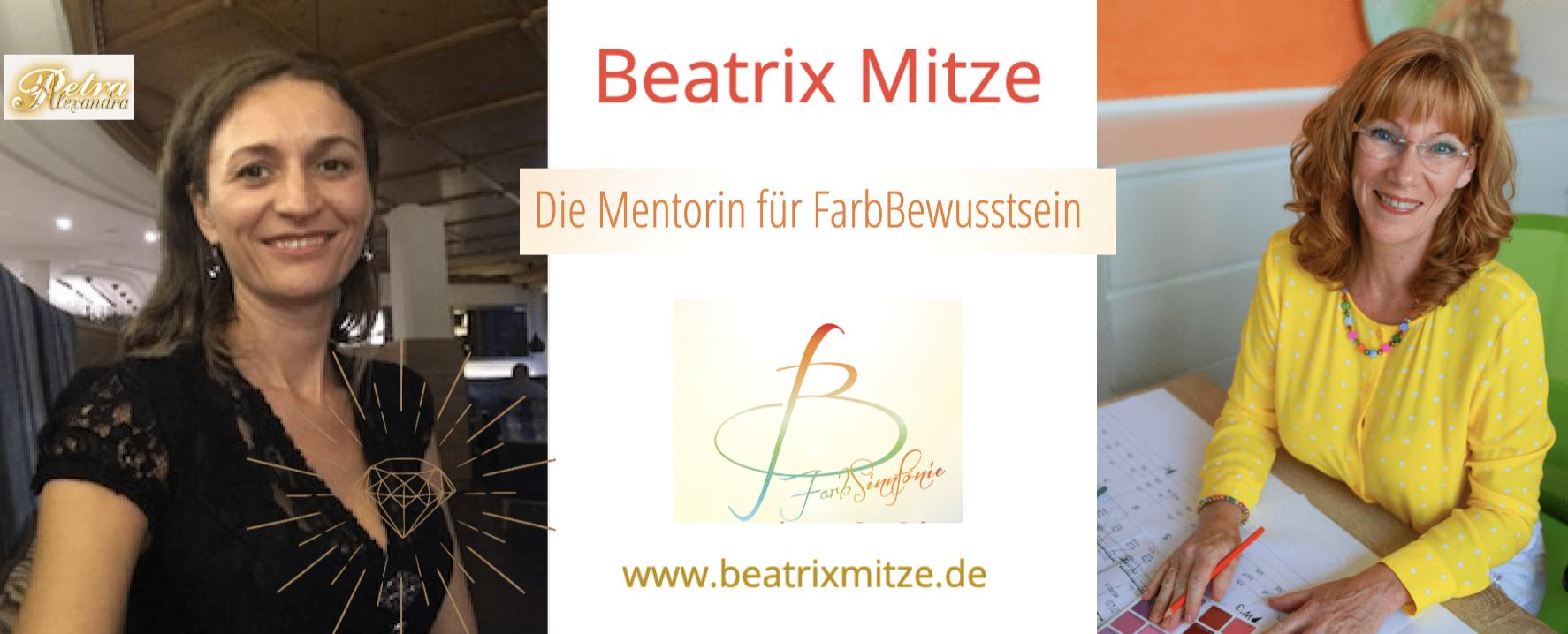 Beatrix Mitze: Mentorin für Farbbewustsein