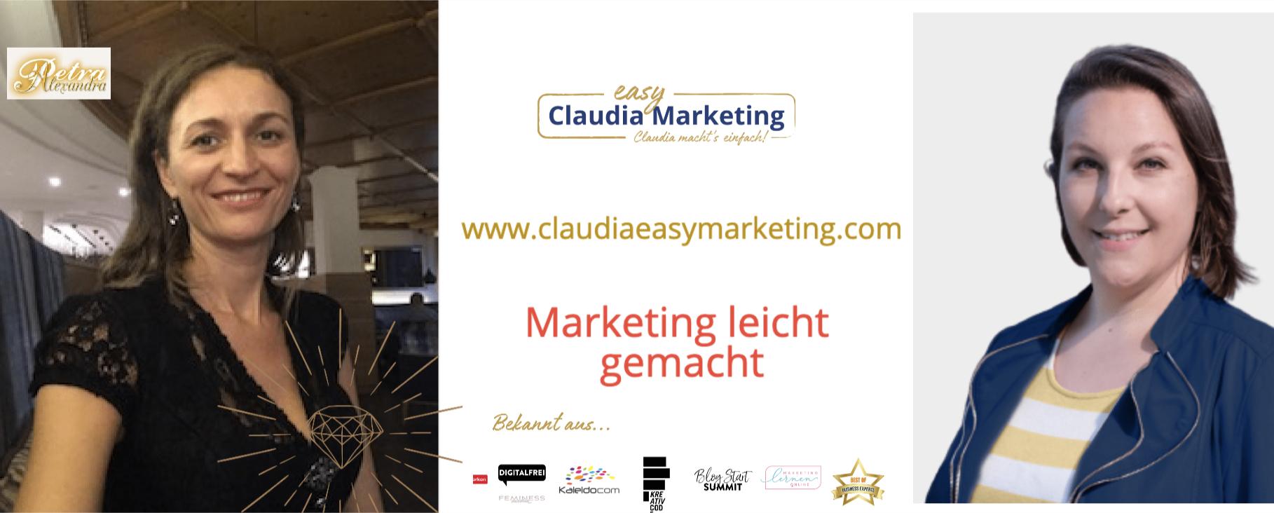 Claudia Heimgartner: Easy Marketing