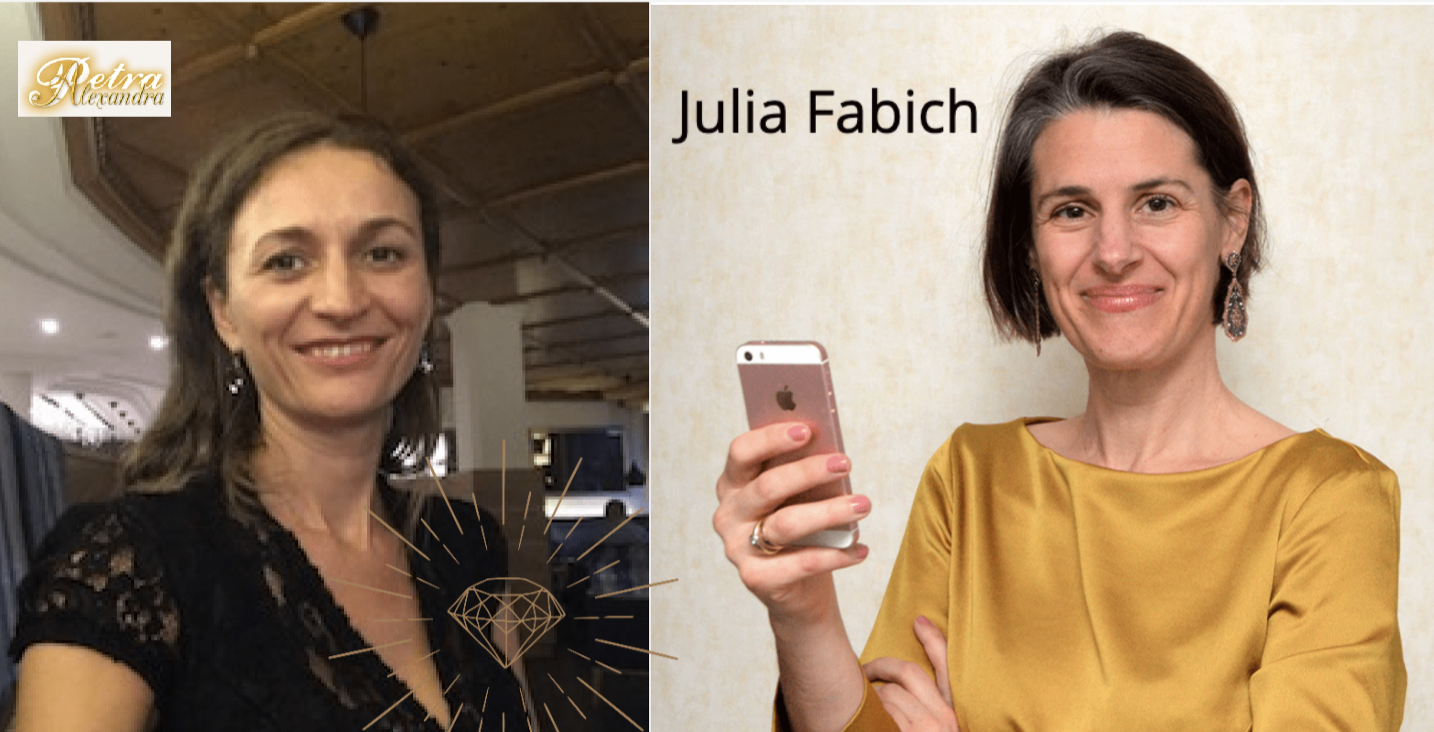 Positionierung: Julia Fabich