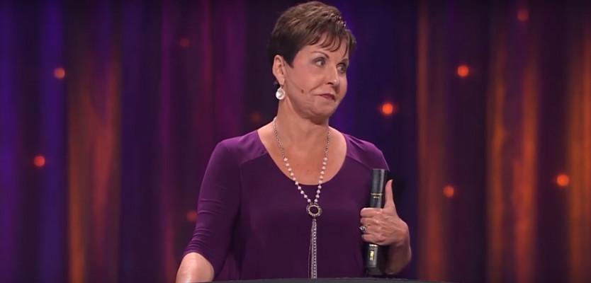 Joyce Meyer - Warnung