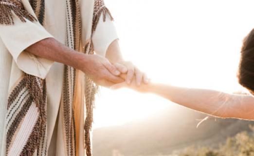 Die Heilung der Schwiegermutter des Petrus und anderer Kranker
