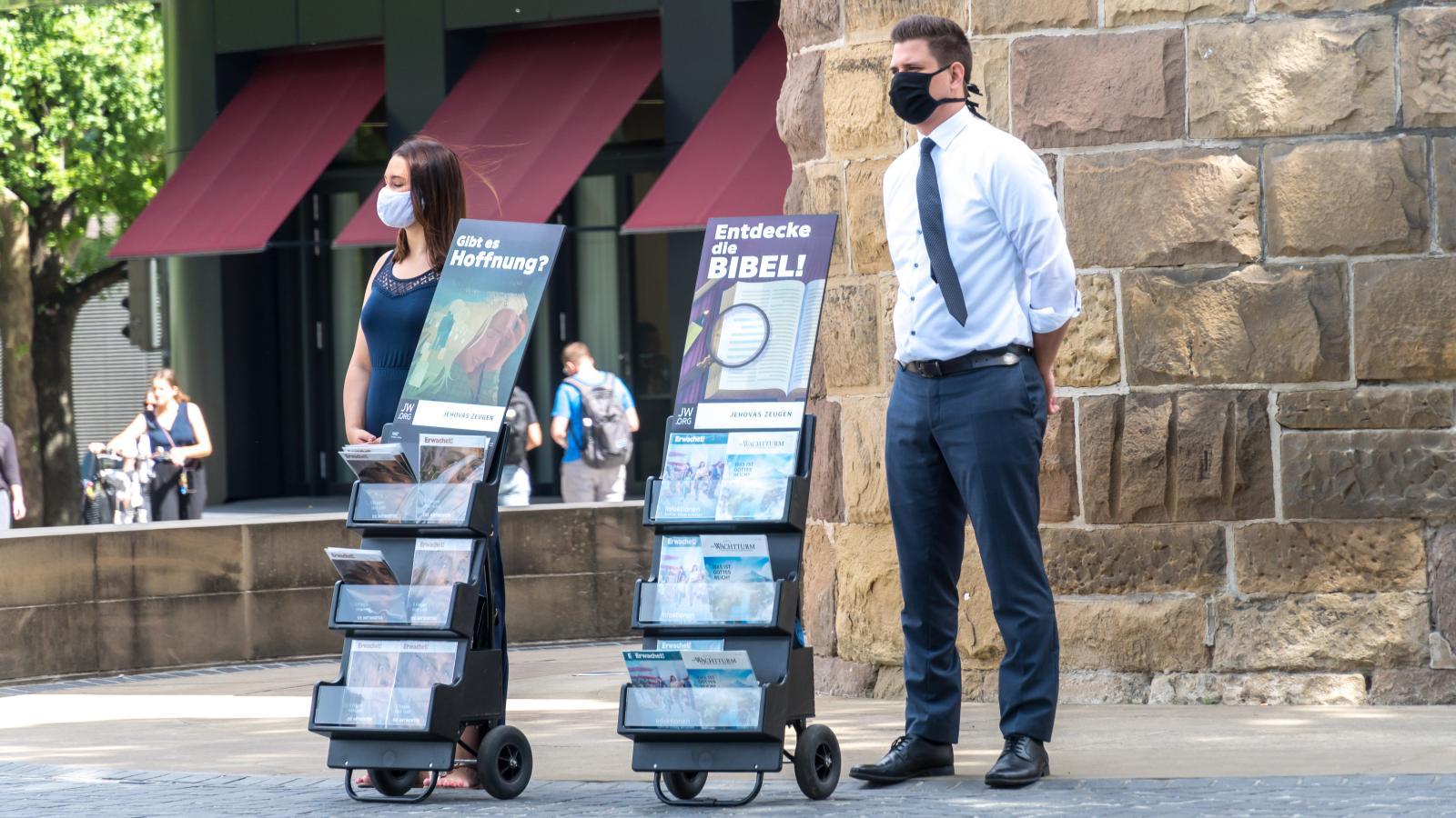Zeugen Jehovas - Erkennen