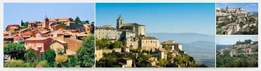 Le Luberon et ses villages