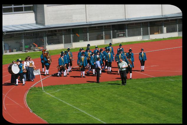 Marschmusikwettbewerb 2010