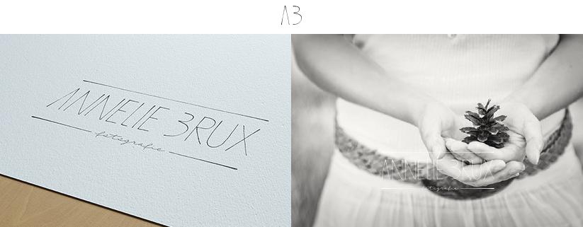 Annelie Brux Fotografie - Logogestaltung
