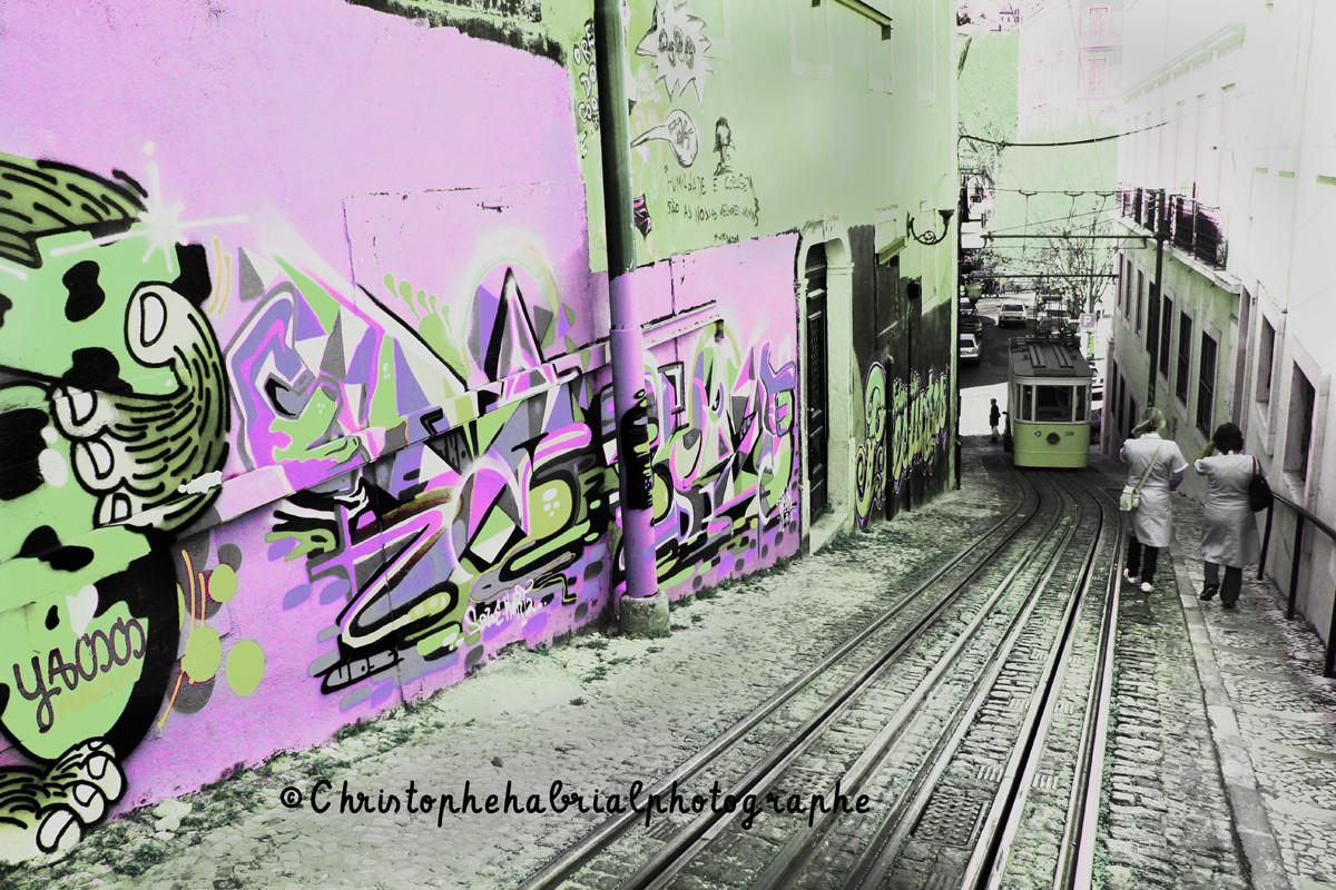 Lisbonne Graff