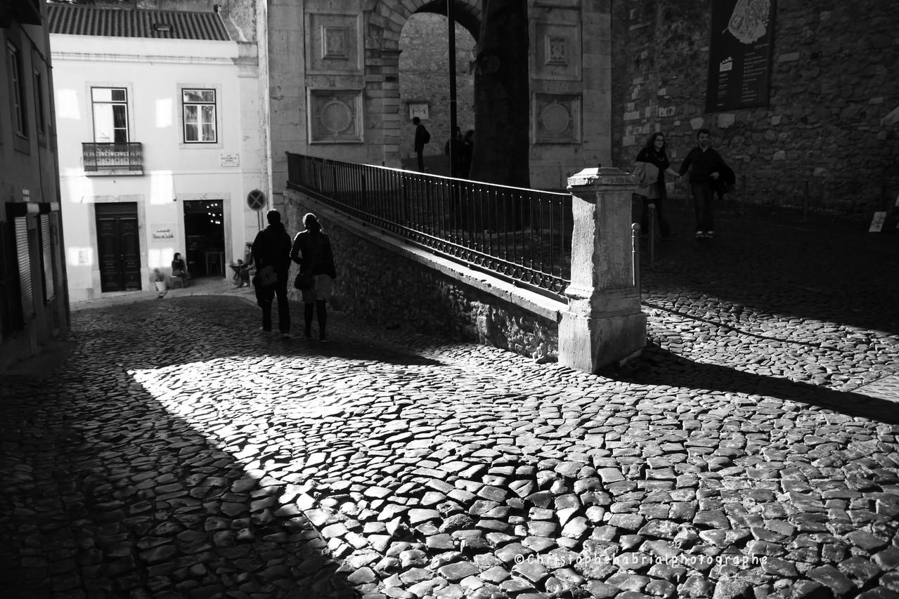 Lisbonne - Lumière