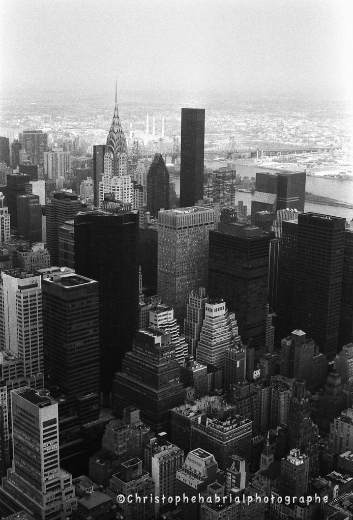 New York -C'est haut