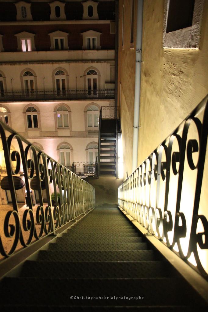 Lisbonne - Les escaliers
