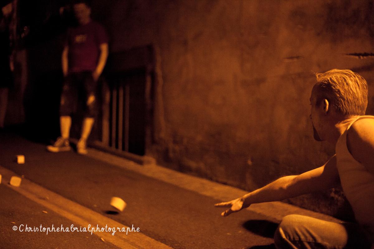 Tournoi de boules carrées - Clermont Ferrand