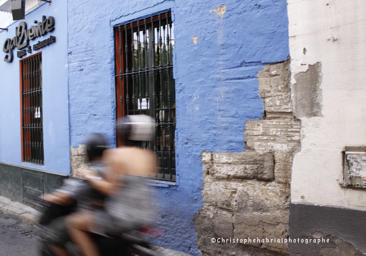 Séville - Bleu