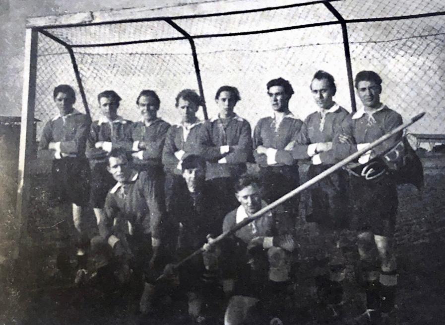 1.Mannschaft 1950/51