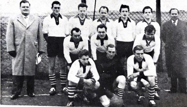 1.Mannschaft 1958/59