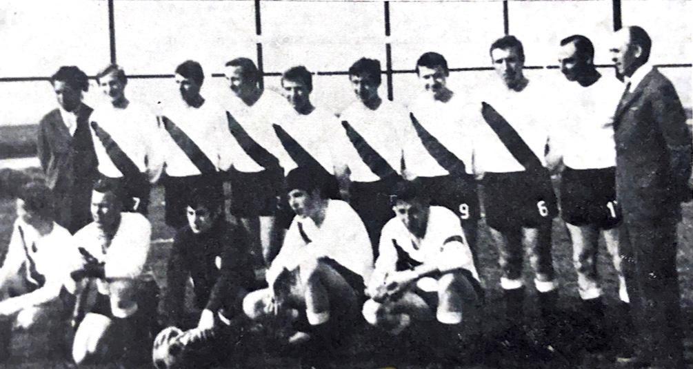 1.Mannschaft 1986/69