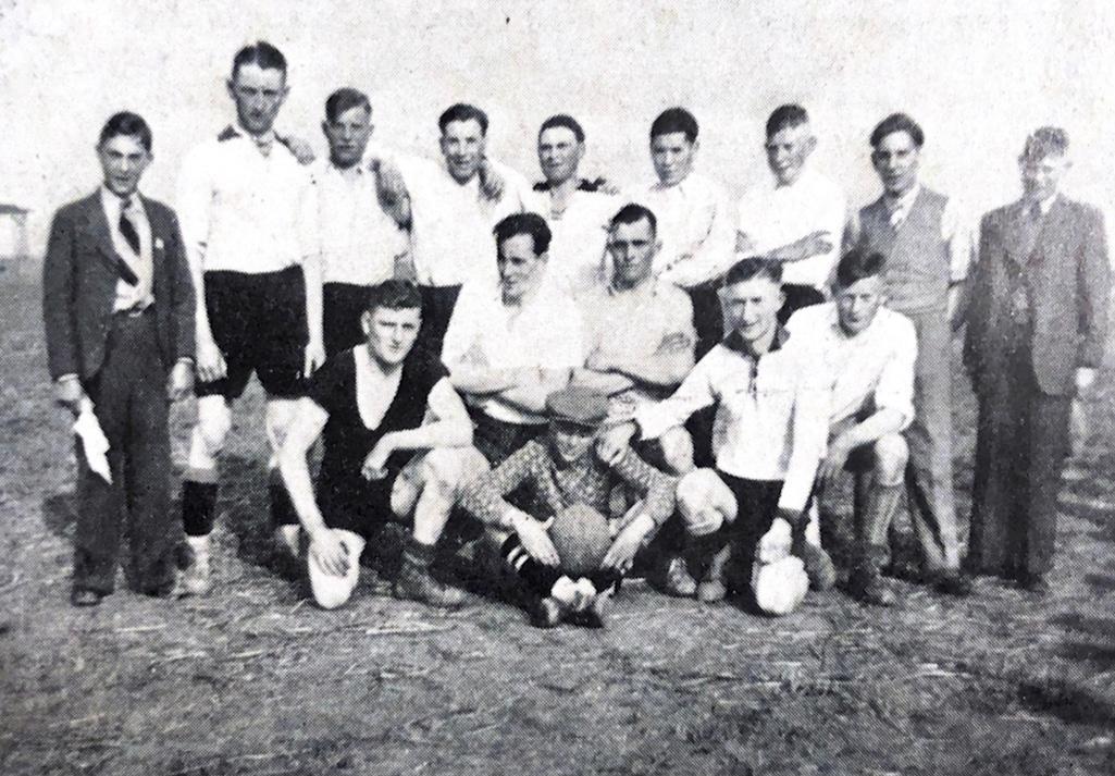 1.Mannschaft 1933/42