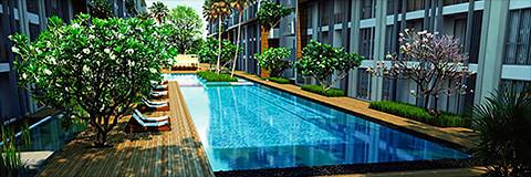 タイ/アユタヤ Wellness Park Residence