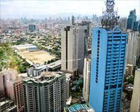 マニラ再開発地区