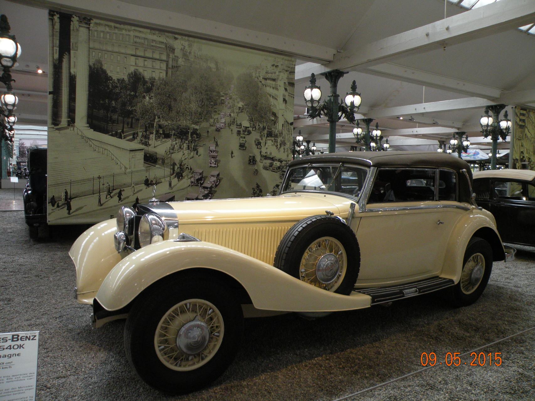 La cité de l'automobile à Mulhouse