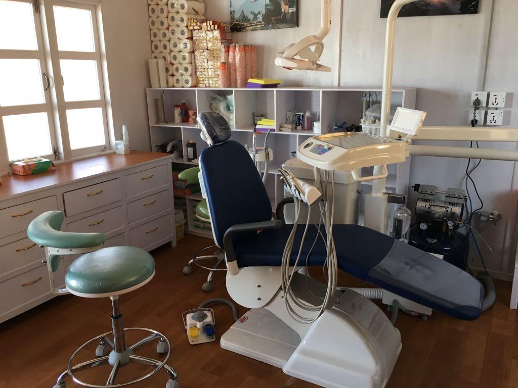 Neue Dentaleinheit seit 2018