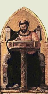 "Andrea Mantegna ""San Luca Evangelista"""