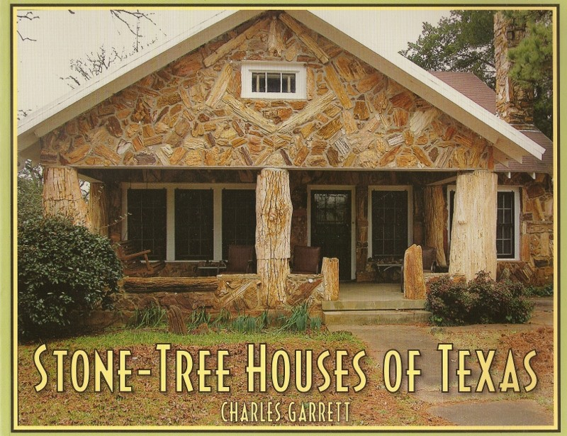 Stone Tree Houses Of Texas Rockstone Press Petrified