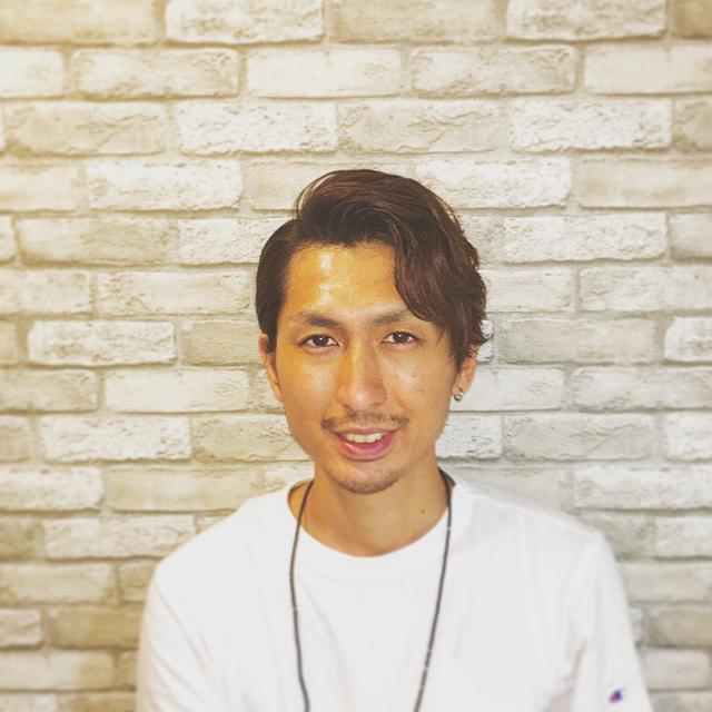 千葉市Barber-salon-Reva理容室スタッフ写真