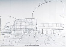 ECHR (copyright Richard Rogers Partnership Ltd)