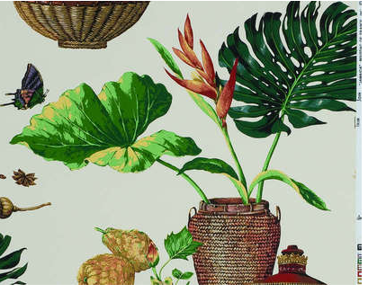 Tissu Jamaïque de Boussac