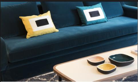 canapé design Sarah Lavoine