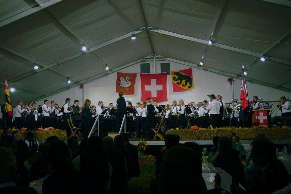 Konzert der MG Mühlethurnen