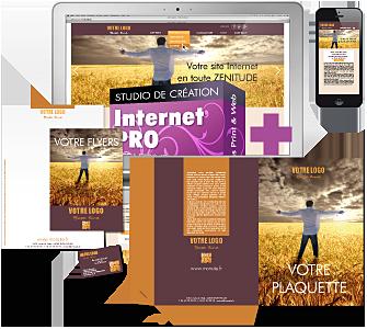 site internet promo