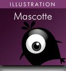 Création mascotte