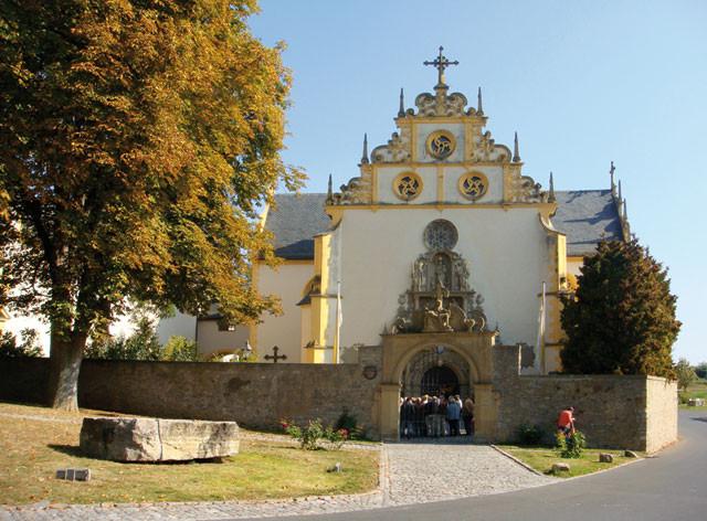 "Wallfahrtskirche ""Maria im Sand"""