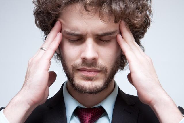 【やる気が出ない】ケース3 情報ガードの頭痛(感情に良いも悪いもないシリーズ)