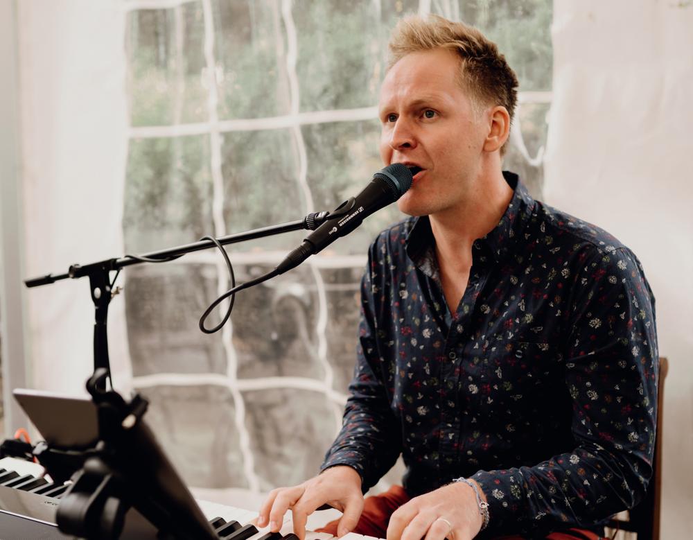 Bergische Live Musik - Hochzeitssänger - Photo by Sina Frantzen