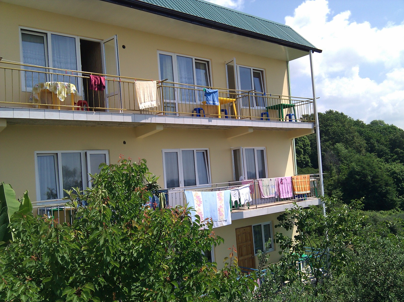 Корпус №1 - номера Стандарт мини-гостиница Аида