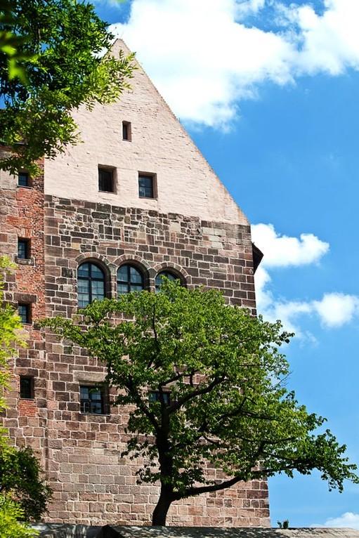 Nürnberg,Kaiserburg