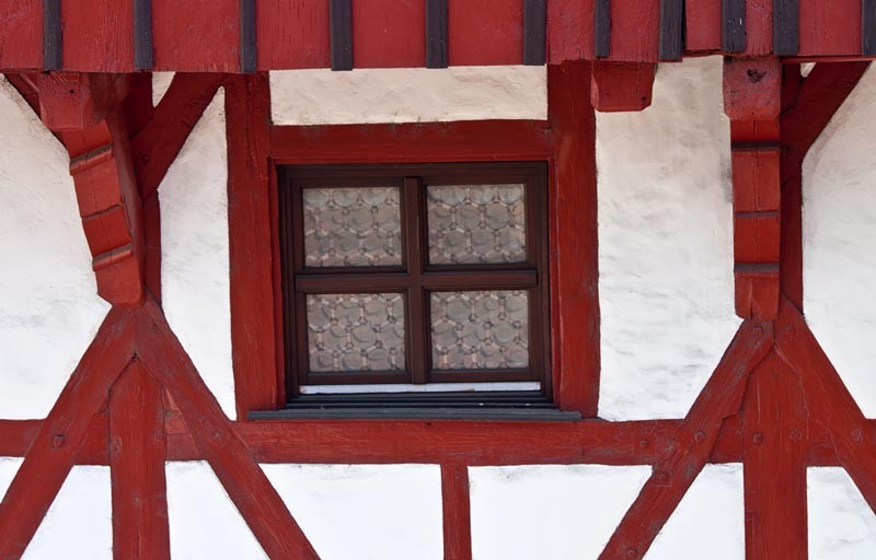 Fenster im Dürerhaus