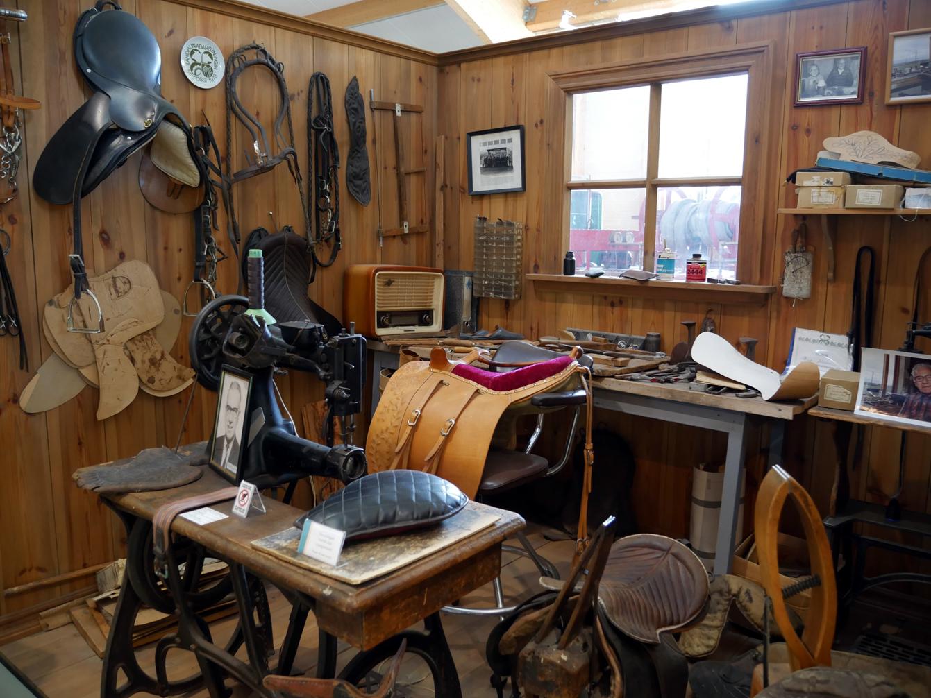 Musée de Skogar : histoire, techniques et traditions de l'Islande