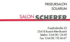 Friseursalon Scherer