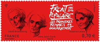© Ernest Pignon-Ernest pour La Poste